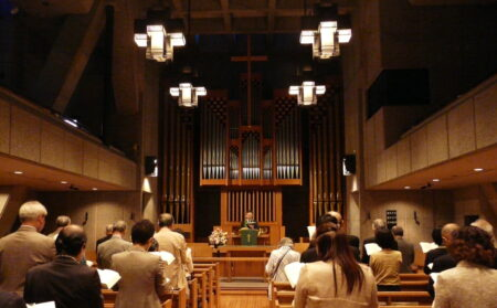 「日本基督教団」は大本教と創価学会によって設立された、キリスト教を破壊する工作員養成所!!