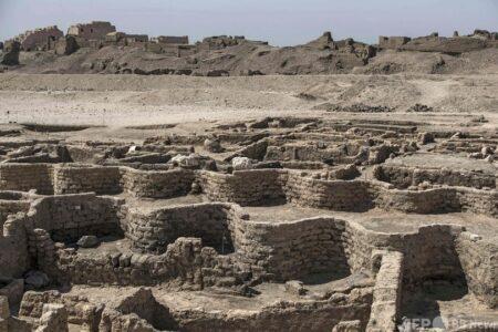古代エジプトの「失われた黄金都市」発見 歴史の隠蔽をしていたのも創価学会だった!!