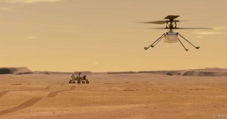 【宇宙ビジネス詐欺】人類史上初 火星でのヘリコプター飛行に成功