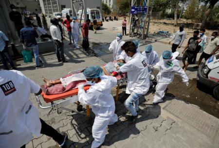 コロナワクチンによる大量殺戮が実行されているインドの現状