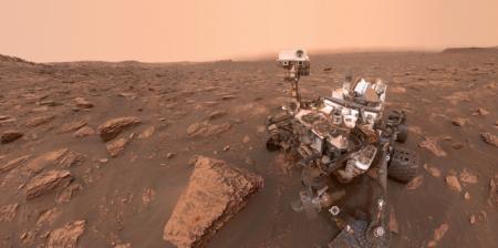 NASAが公表した火星の画像は、カナダ・デボン島で撮影した捏造写真だった!!