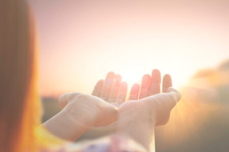 私が神様を知らないときから、私を愛し育てて下さった神様(十二弟子・ミナさんの証)