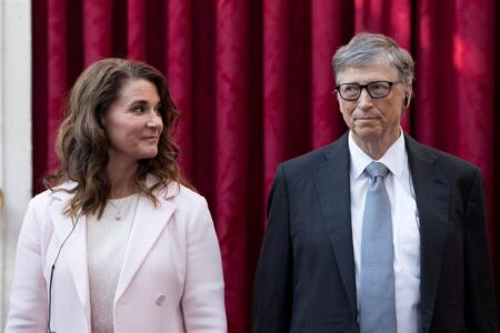 世界第4位の大富豪 ビル・ゲイツ夫妻が離婚発表 保有資産は14兆円