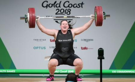 【何でもありのいかさまオリンピック】女子に性転換した男子選手が女子87キロ級重量挙げで五輪出場