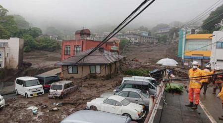 【スマートシティ計画】熱海の土砂災害は、土地の強奪のため李家によって計画的に起こされた可能性大