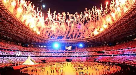 【呪われた東京五輪は、創価と中共の記念行事】東京五輪開会式が開催された7月23日は旧暦の6月6日