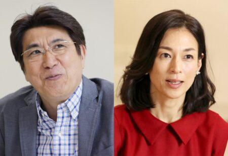 【不幸にならないはずの創価信者】とんねるず・石橋貴明と鈴木保奈美が離婚