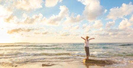 神様のために生きることで、つまらない感情に溺れなくなり、真の喜びで満たされる!(十二弟子・NANAさんの証)