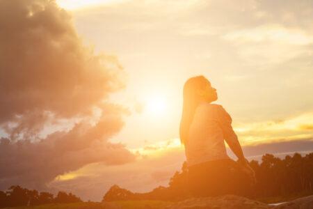 自分の足りなさに気落ちした私を、聖霊が温かく包み込み、元気づけてくださった(十二弟子・KAWATAさんの証)