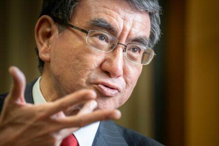 河野太郎はやはり中国人=李家!! 従軍慰安婦問題をめぐる「河野談話」を容認し日本を貶め、靖国神社参拝反対で批判殺到