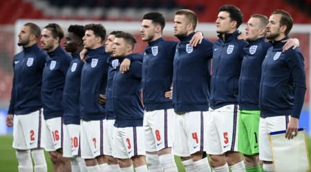 【サッカー・イングランド代表】ワクチン接種済みの選手はたった1人しかいないことが判明