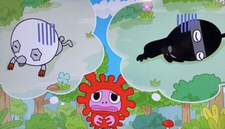 ワクチン接種を強要するアニメが収録された小学館「めばえ」9月号の付録DVDに批判殺到