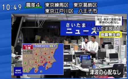 【NHKはコロナが嘘だと知っている】NHK職員は、勤務中にマスクを着用していないことが判明