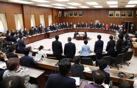 【李家の悲願】 「国民投票法改正案」が衆議院本会議で可決
