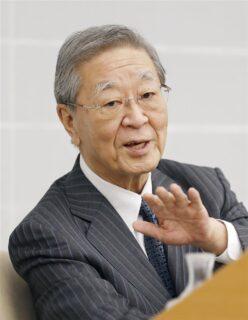 【天皇家の血筋】 経団連・中西宏明会長辞任へ