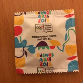 オリンピックはセックスの祭典 コンドーム15万個配布&酒の持ち込みOKに庶民は怒り心頭