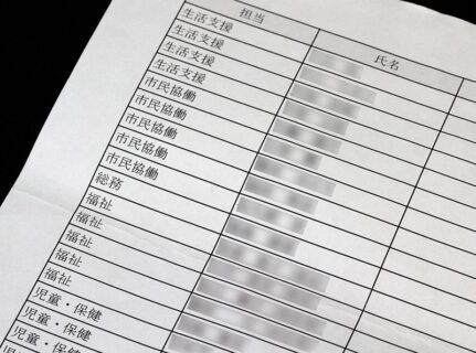 【ワクチン拒否者に対する圧力か】大阪市東成区役所でワクチン辞退者リストを作成