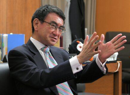 【石原ファミリー】河野太郎大臣、政治資金規正法違反の疑い