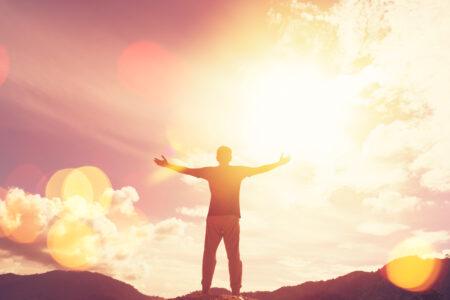 新たな一歩を踏み出すことで神様の大きな愛に触れ、神様に尽くした分だけ神様から祝福を与えられる!