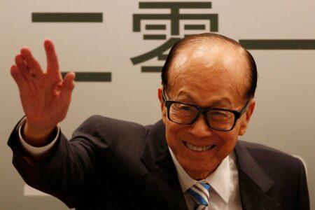 【神様の裁き】中国「恒大集団」の株価急落により、李嘉誠ら香港の不動産王4人の資産価値が1日で約7300億円吹き飛ぶ
