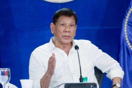 「コロナワクチンを接種しなければ投獄する」と発言していたフィリピン大統領ドゥテルテ「ワクチンを3回打つと間違いなく死ぬ」と国民に警告